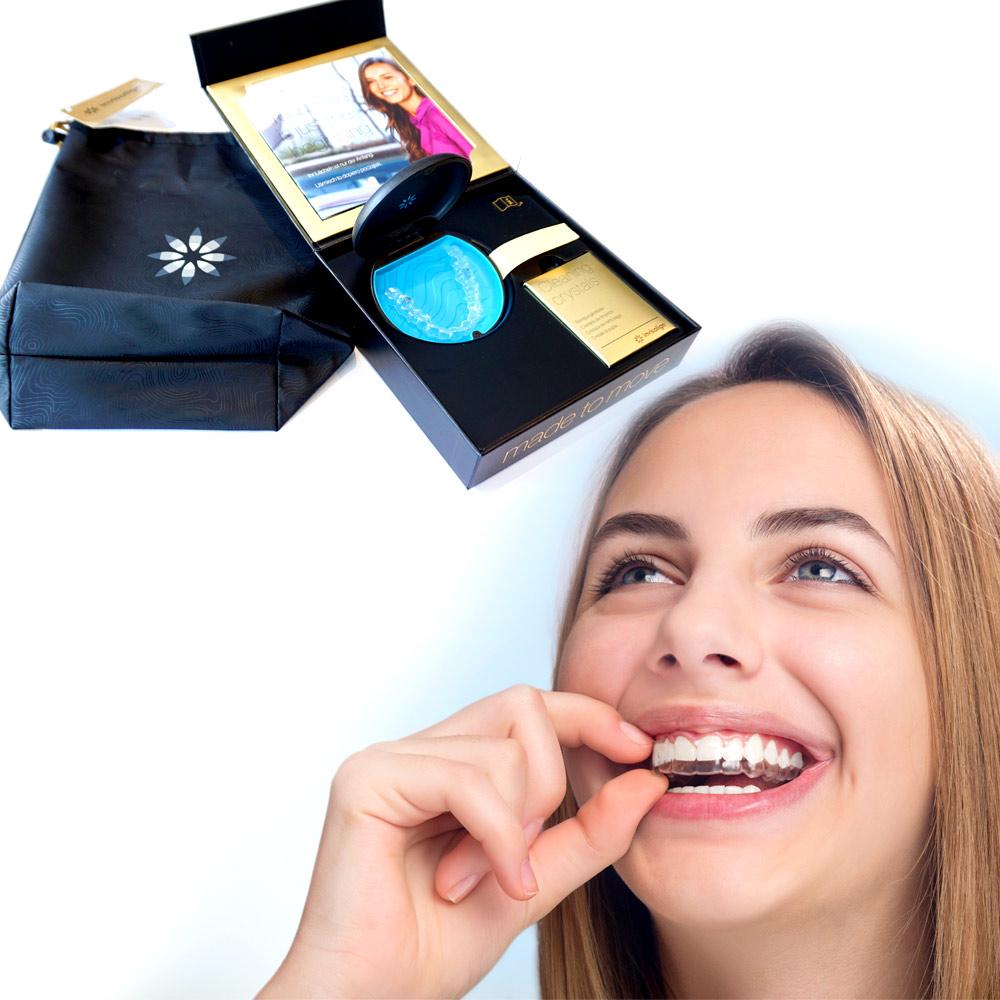 Unsichtbare Zahnspange: Invisalign