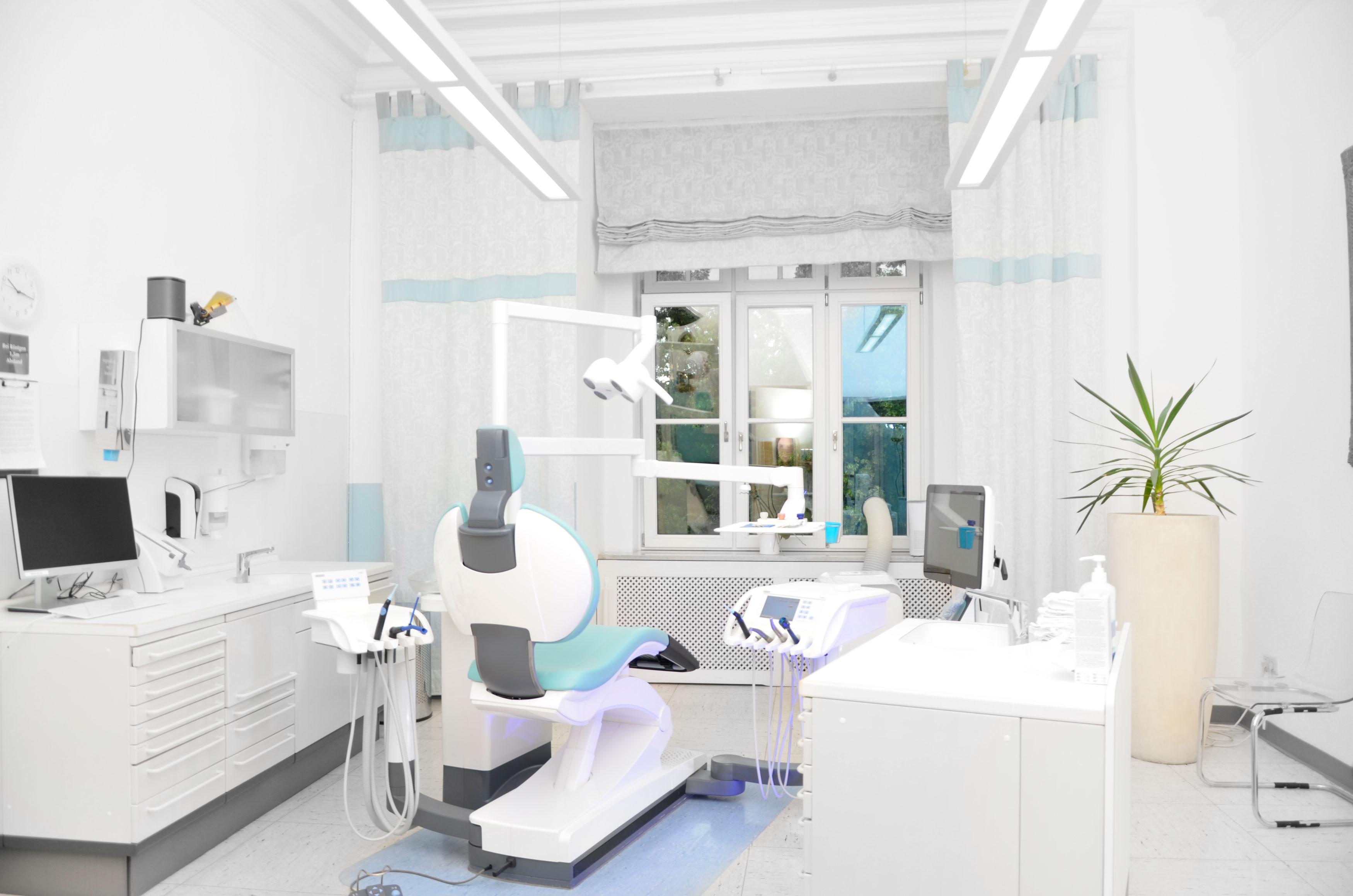 Zahnarztpraxis - Zahnarzt München